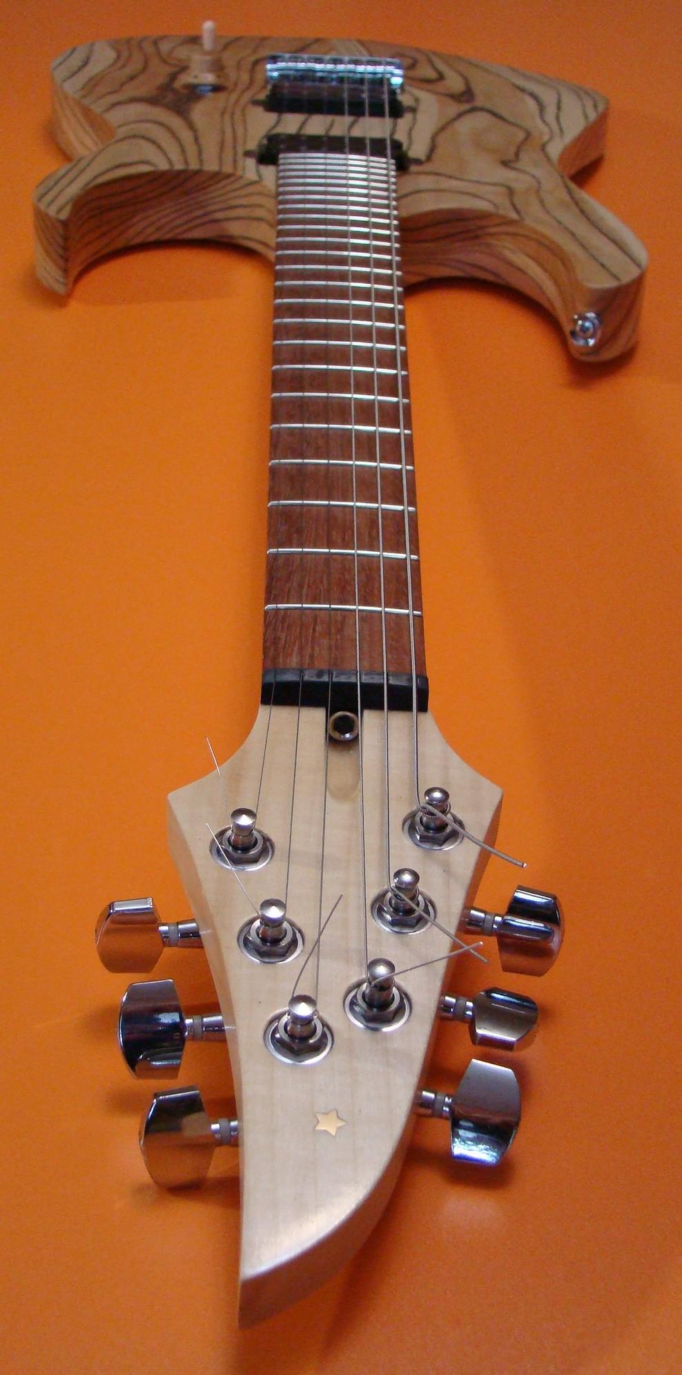 Ремонт гитары своими руками. Как