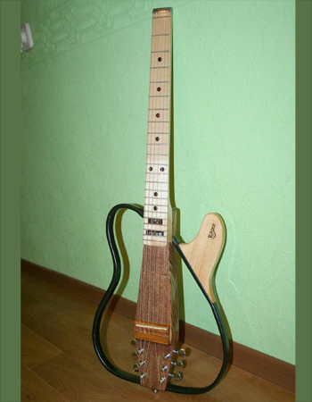 Гриф гитара своими руками
