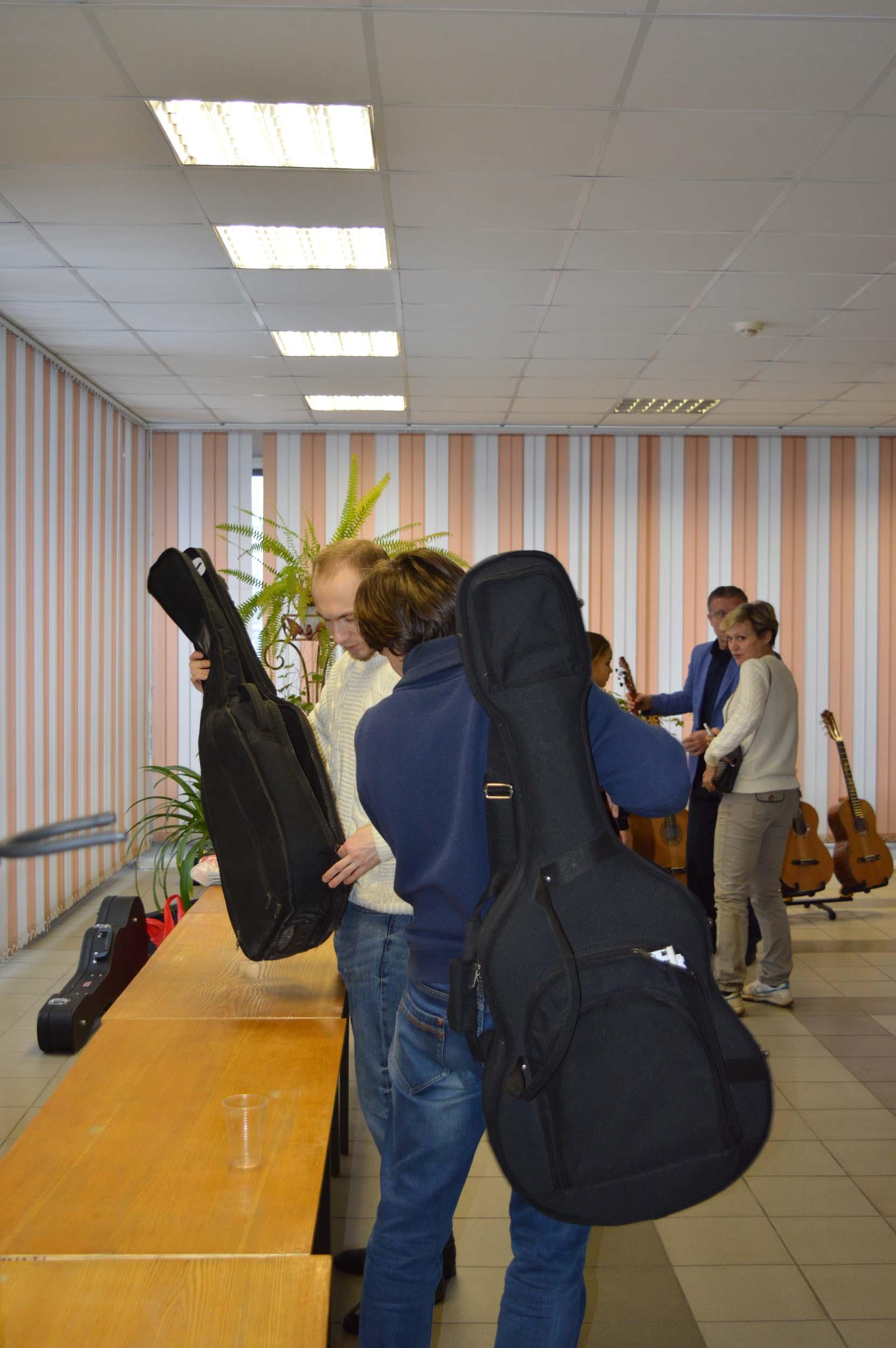 Конкурс Виртуозы Гитары 2017
